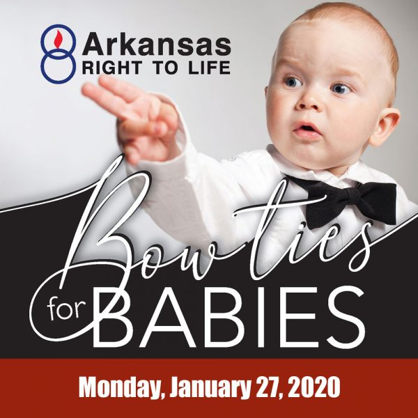 Bowties for Babies Event Arkansas Right To Life